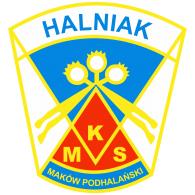 Logo of MKS Halniak Maków Podhalański