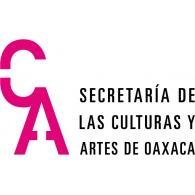 Logo of Secretaría de Las Cultura y Artes de Oaxaca