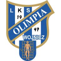 Logo of LKS Olimpia Wojnicz