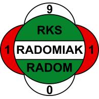 Logo of RKS Radomiak 1910 Radom