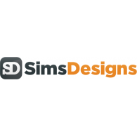 Logo of Sims Designs