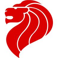Logo of Singapore Lion
