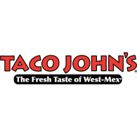 Logo of Taco John's