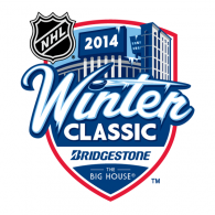 Logo of 2014 NHL Winter Classic