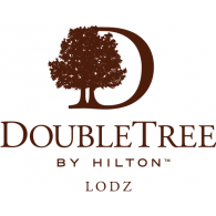 Logo of DoubleTree by Hilton Lodz