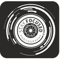 Logo of Stay.Focused Photography Cyprus