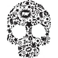 Logo of Man Cave Skull
