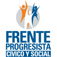 Logo of Frente Progresista, Cívico y Social