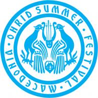 Logo of Ohrid Summer Festival
