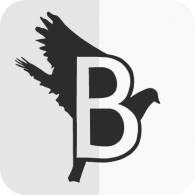 Logo of Birdfont