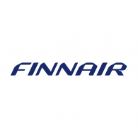 Logo of Finnair