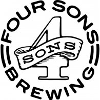 Logo of Four Sons Brewing