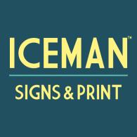 Logo of Iceman Signs & Print