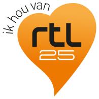 Logo of 25 Jaar RTL