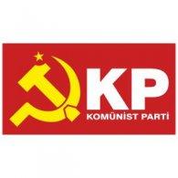 Logo of Komünist Parti
