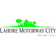 Logo of Lahore Motorway City