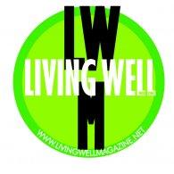 Logo of Living Well Magazine