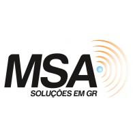 Logo of MSA Soluções