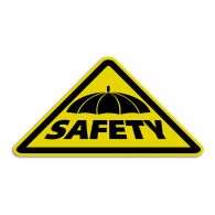 Logo of Safety - official Logo for safety applications