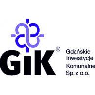 Logo of Gdanskie Inwestycje Komunalne