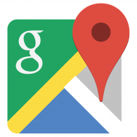 Logo of Google Maps 2014