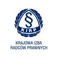 Logo of Krajowa Izba Radców Prawnych