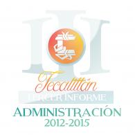 Logo of Tercer Informe de Gobierno, Tecalitlán, Jal. 2015
