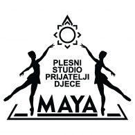 Logo of Plesni studio MAYA Travnik