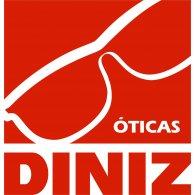 Logo of Óticas Diniz
