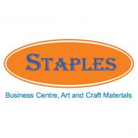 Logo of Staples