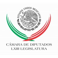Logo of Camara de Diputados Mexico