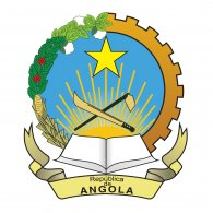 Logo of Angola Coat of Arms