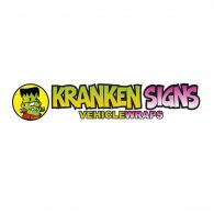 Logo of Kranken Signs Vehicle Wraps Savannah GA