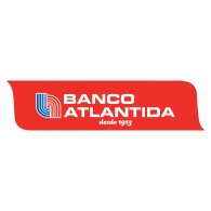 Logo of Banco Atlantida