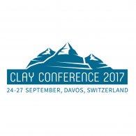 Logo of Clay Conference Davos 2017