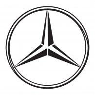 Logo of Mercedes - Benz