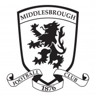 Logo of Middlesbrough FC