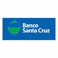 Logo of Banco Santa Cruz