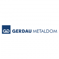 Logo of Gerdau Metaldom