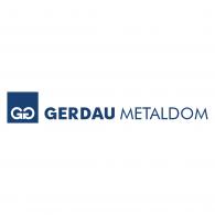 Logo of Gerdau Metaldom