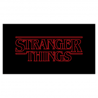 3762369d Stranger Things | Brands of the World™ | Download vector logos and ...