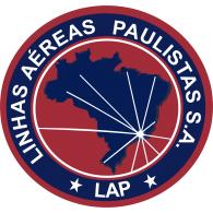 Logo of Linhas Aéreas Paulista