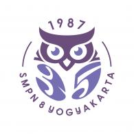 Logo of SMPN 8 Yogyakarta
