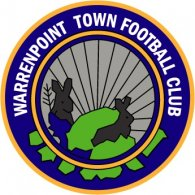 Logo of FC Warrenpoint Town