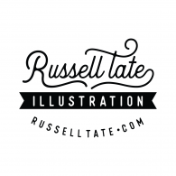 Logo of Russell Tate