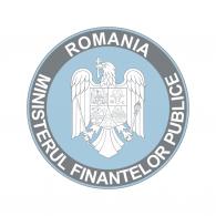 Logo of Romania Ministerul Finantelor Publice
