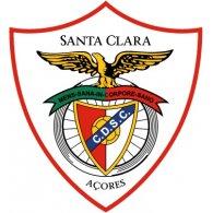 Logo of CD Santa-Clara Ponta-Delgada