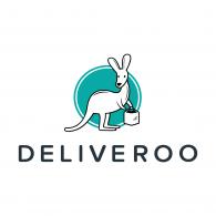 Logo of Deliveroo