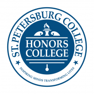 Logo of St. Petersburg College Honors College