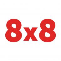 Logo of 8x8